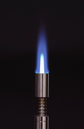 gas burner, torch