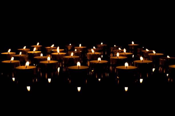 Brennende Kerzen – Foto