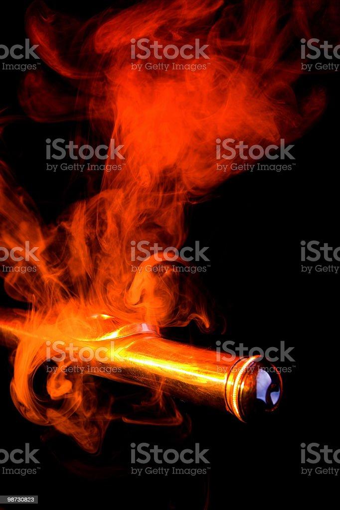 굽기 플룻 royalty-free 스톡 사진