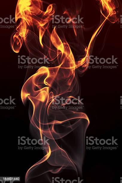 Photo of Burning smoke series