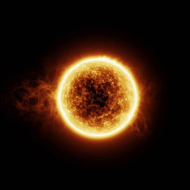 bruciare sole con recidive - flare foto e immagini stock