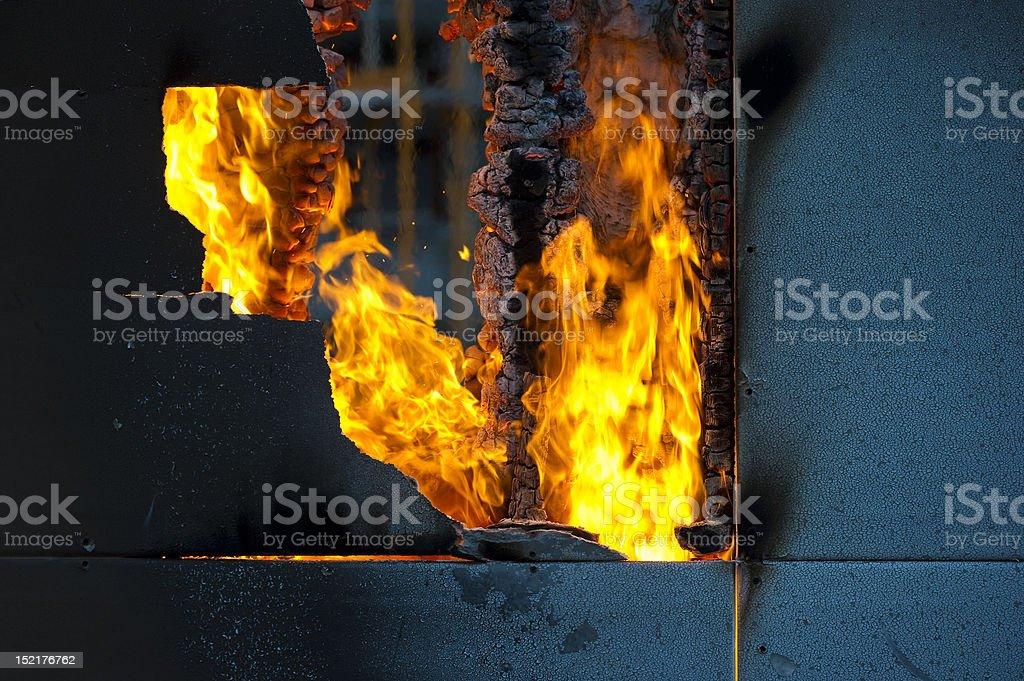 burning Wand – Foto