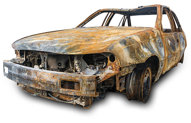 burnout car - depredation stock pictures, royalty-free photos & images