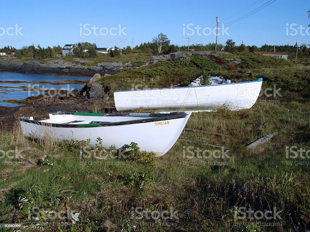 Burnside Landscape royalty-free stock photo