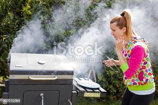 696841580 istock photo I Burnt Mine Barbecue 957010264