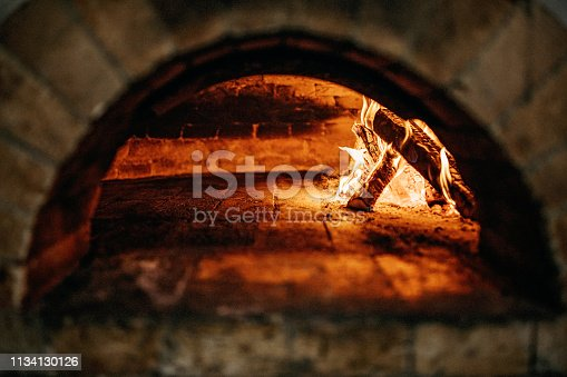 874991150 istock photo Burnt oven 1134130126