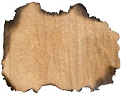 istock Burnt paper 1324213492