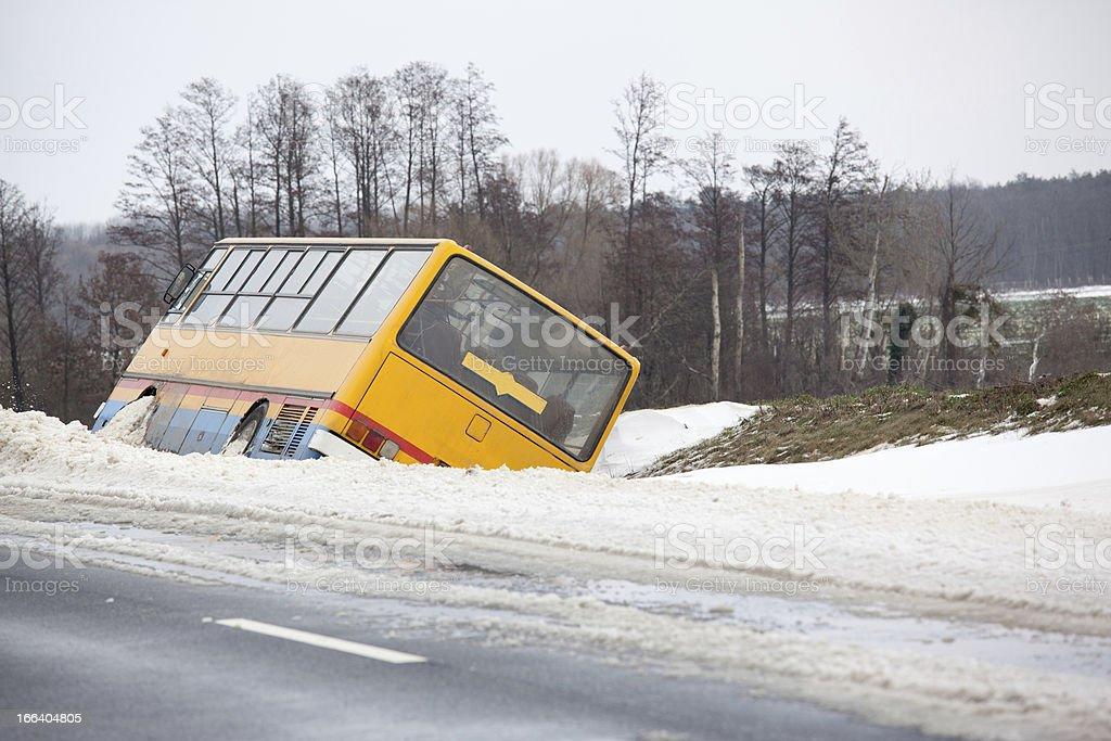 Bus Unfall – Foto
