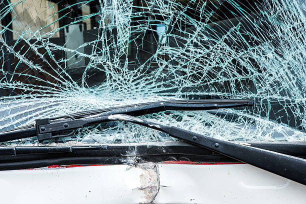 bus accident - impaired driving stock photos and pictures