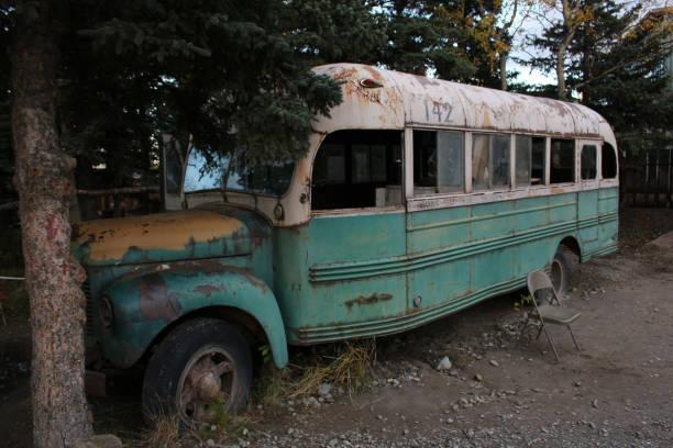 Bus aus dem Film Into the Wild – Foto