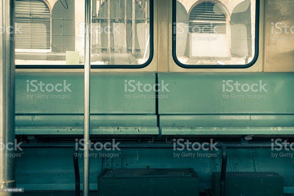 Autobús de licencias - foto de stock