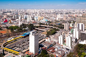 istock bus terminal in park Dom Pedro, Sao Paulo 149387042