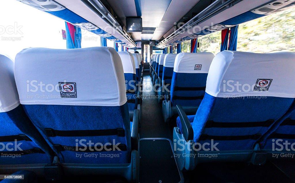 Autobús de viaje - foto de stock