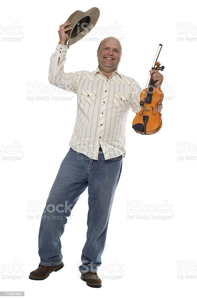 Bush Dance stock photo
