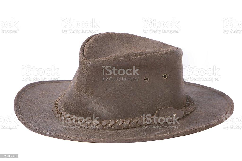 Bush Skins Hat stock photo