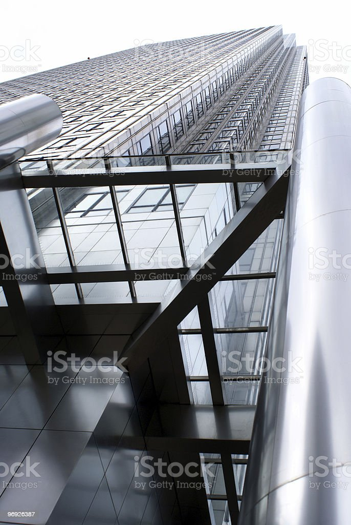 Busines building royalty-free stock photo