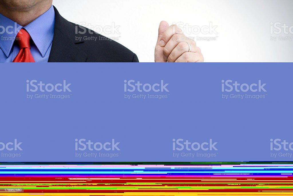 Business Ace stock photo