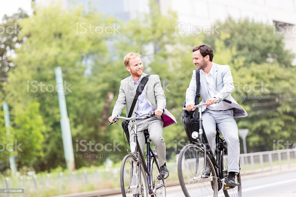 Business After Hours stock photo