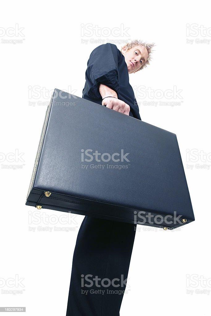 Business Agenda royalty-free stock photo