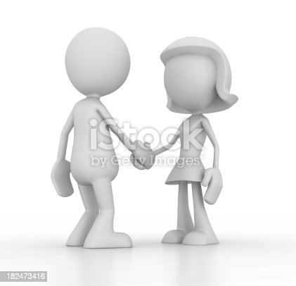 istock Business Agreement 182473416