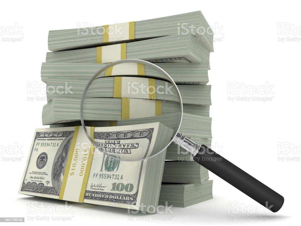 Business Analysis royalty-free stock photo