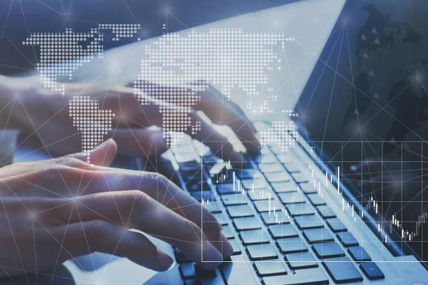 Business Analytics Finanzkonzept – Foto