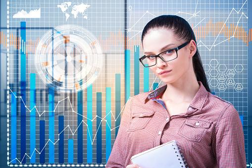 ビジネスおよび経理のコンセプト - アイデアのストックフォトや画像を多数ご用意
