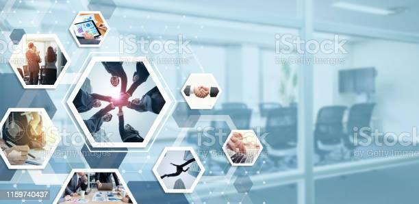 Business and communication network concept teamwork concept picture id1159740437?b=1&k=6&m=1159740437&s=612x612&h=pwwr oy3dswogwoa1yixunlzyxiur7k8t9vqcfpzdz4=