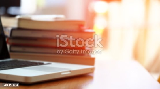 istock Business and education background 643950634