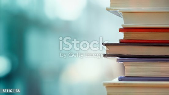 istock Business and education background 671101136