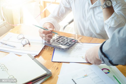 istock Business and finance concept 903753008