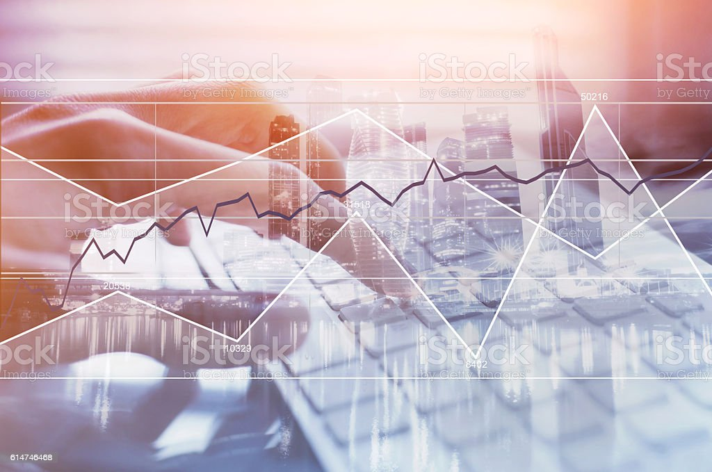 business and finance, high tech stock photo