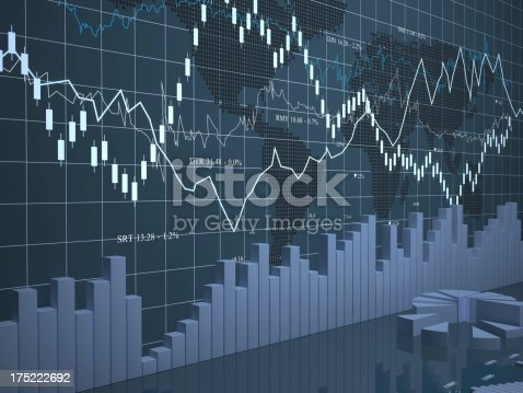 istock Business and financial news 175222692