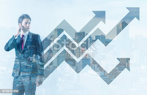 875531516istockphoto Business and growth concept. 875512456
