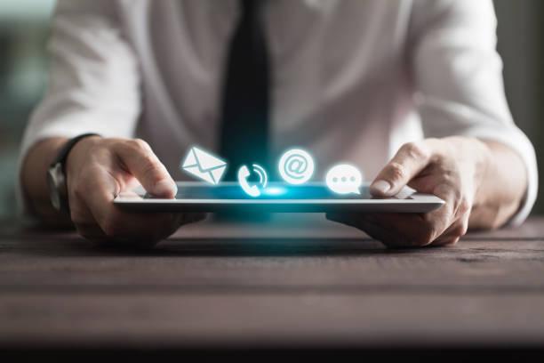 Business und Informationstechnologie – Foto