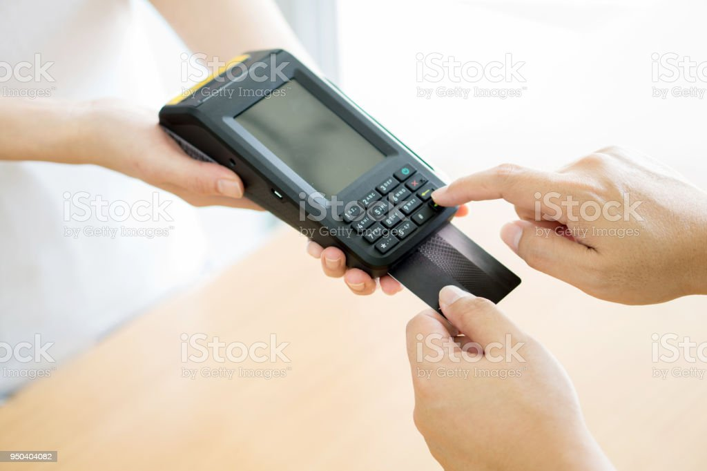 Business and smart card payment