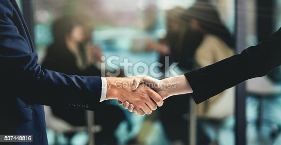 istock Business approvals 537448816