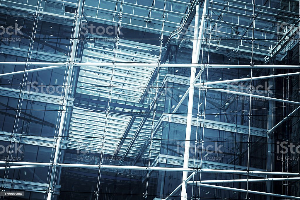 Business Architecture royalty-free stock photo