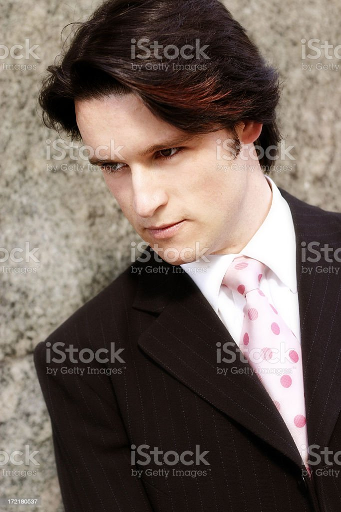 Business as Usual royalty-free stock photo