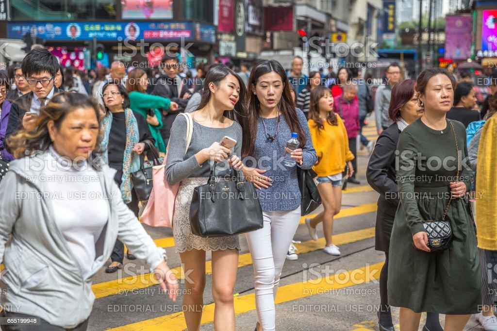 Business Asian women stock photo