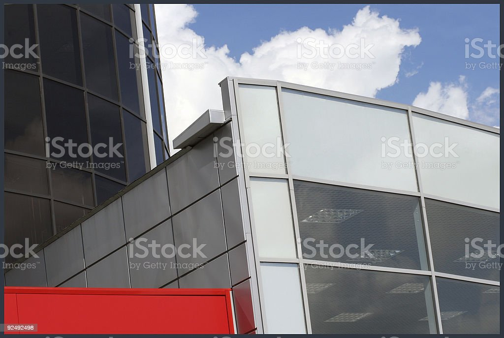 Business - atmosphere royalty-free stock photo