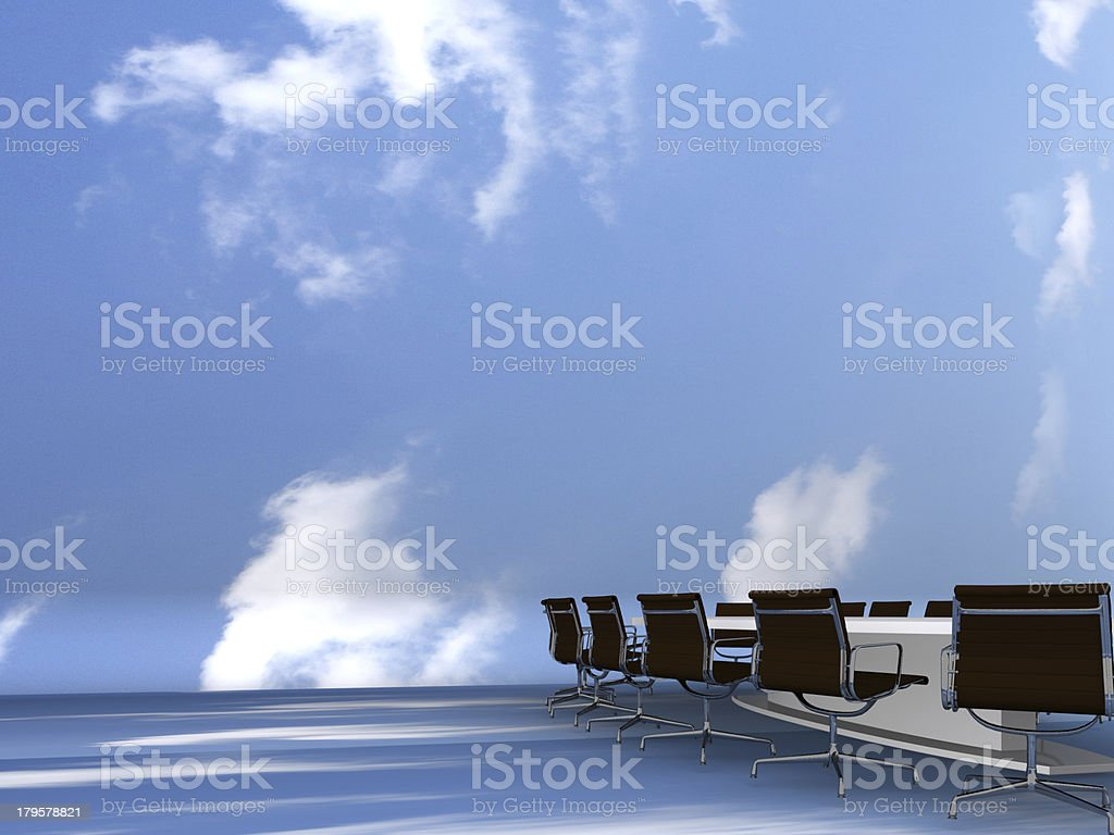Business Background and symbol royalty-free stock photo