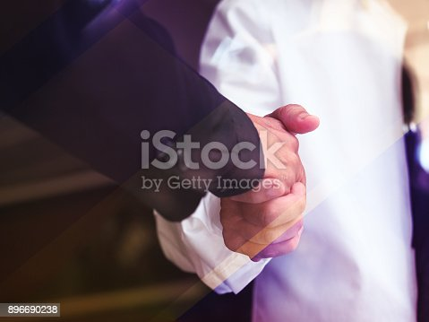 istock Business background 896690238