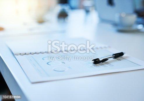 istock Business belongs in the boardroom 1041618594