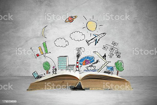 Business Book Stock Photo - Download Image Now