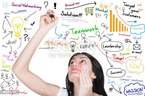 855515858 istock photo Business Brainstorm 485617071