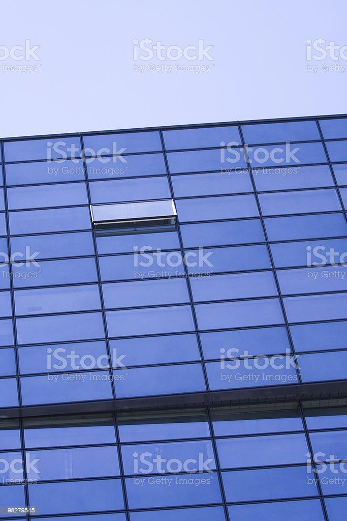 Edificio aziendale dettagli foto stock royalty-free