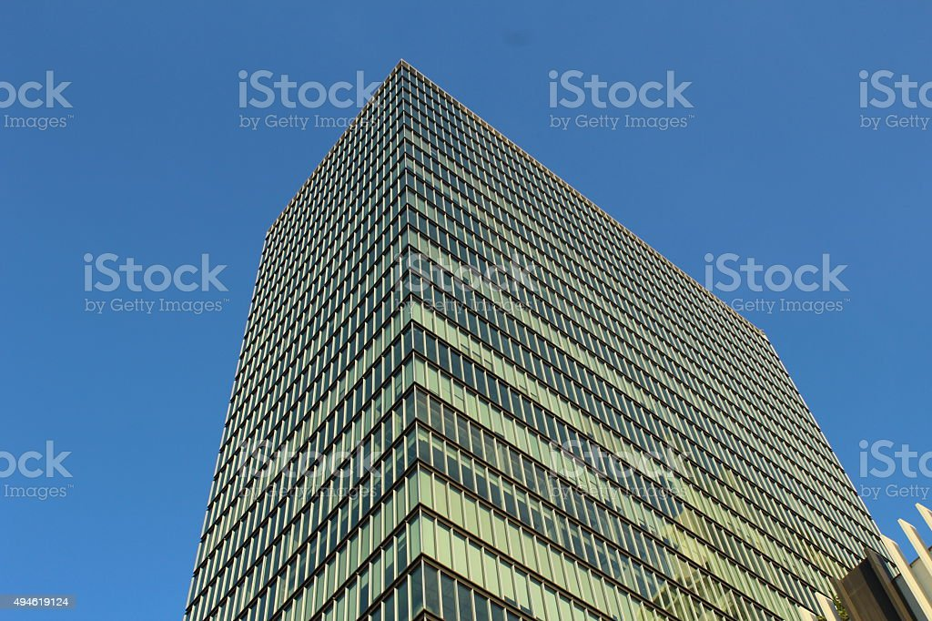 Business building. stock photo