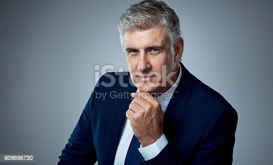istock Business can be tough, but so am I 609696730