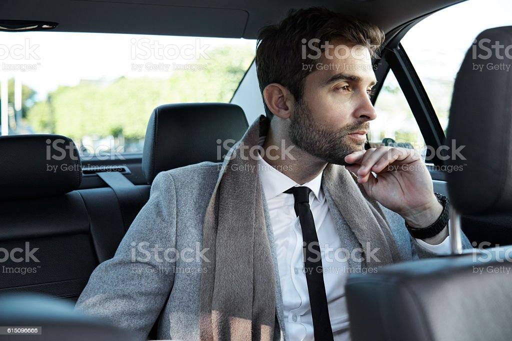 Business car stock photo
